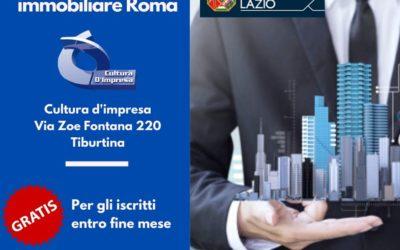 Corso per agente immobiliare a Roma 2021 gratis corso Social Media Marketing Immobiliare